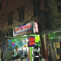 Zara Shoes, aur Bahut Sare wires